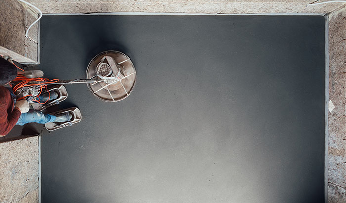 stained concrete floors tampa