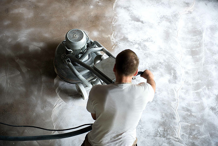 concrete polishing tampa florida